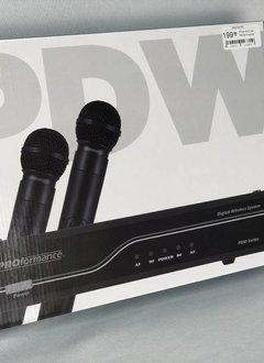 Proformance PROformance PDW-HH2  AB Digital Dual Handheld System