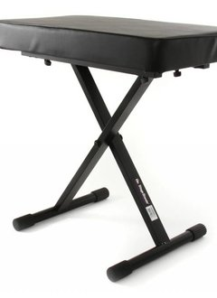 On-Stage On-Stage KT7800 Deluxe X-Style Bench