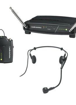Audio-Technica Audio Technica ATW-901A/H Headworn Wireless System