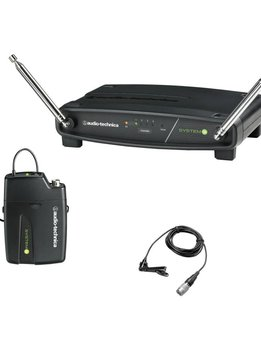 Audio-Technica Audio Technica ATW-901A/L Lavalier Wireless System