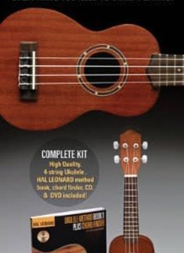 Hal Leonard Hal Leonard Ukulele Starter Pack