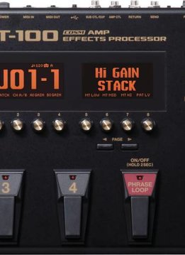 Boss BOSS GT-100 COSM Amp Effects Processor