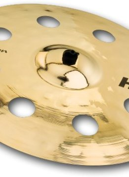 "Sabian Sabian 18"" HHX Evolution O-Zone Crash - Brilliant"