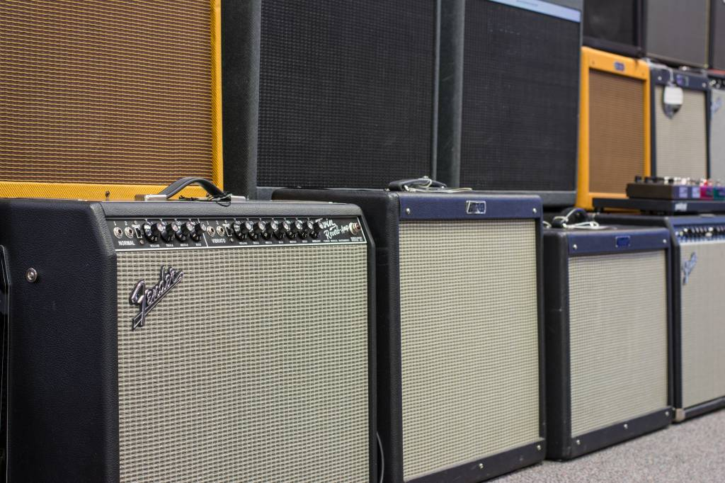 Guitar Amps & Heads