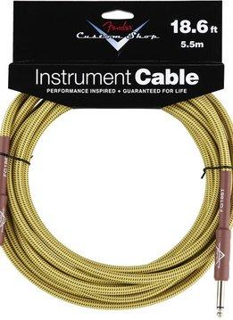 Fender Fender® Custom Shop Cable, 18.6', Tweed