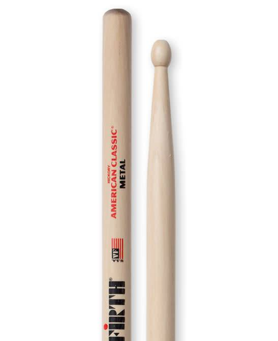 Vic Firth Vic Firth CM Classic Metal Wood Tip Drumsticks