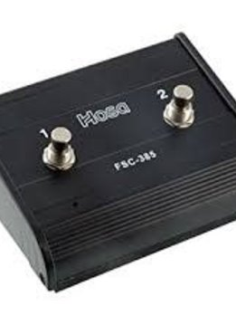 Hosa Hosa FSC-385 Dual On/Off Footswitch