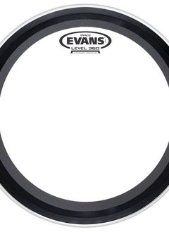 """Evans Evans 22"""" 2 Ply EMAD Clear"""