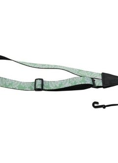 Levy's Levy's MP23-001 Polyester Classical/Ukulele Strap, Green
