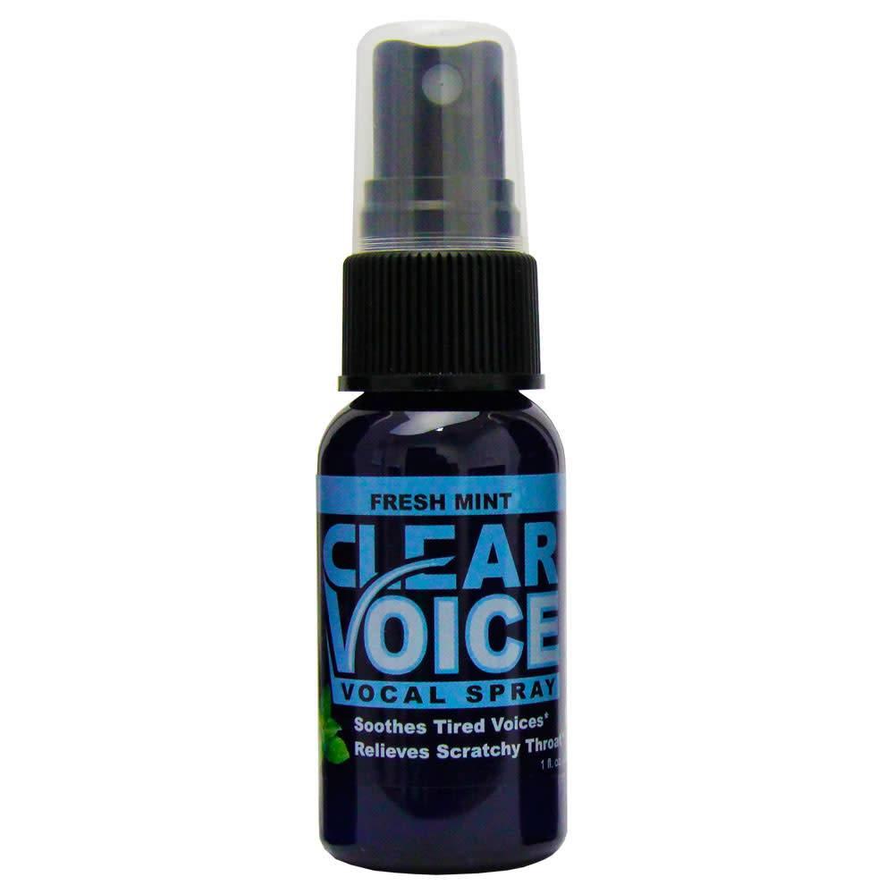 Clear Voice Fresh Mint Vocal Spray