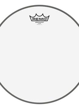 """Remo Remo 10"""" Ambassador Clear"""