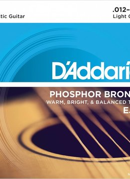 D'Addario D 'Addario EJ16 Acoustic Strings