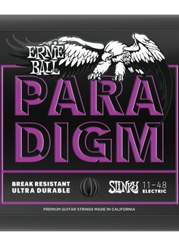 Ernie Ball Erine Ball Paradigm Power Slinky Electric, 11-48
