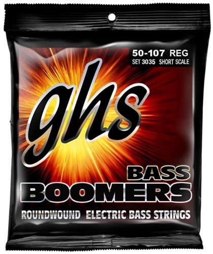 GHS GHS 3035 Short Scale Bass Strings