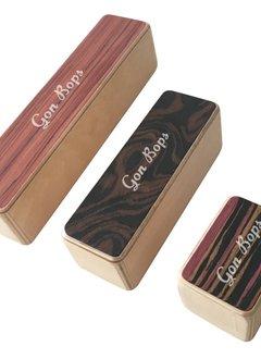 Gon Bops Gon Bops Fiesta Wood Shakers 3-Pack