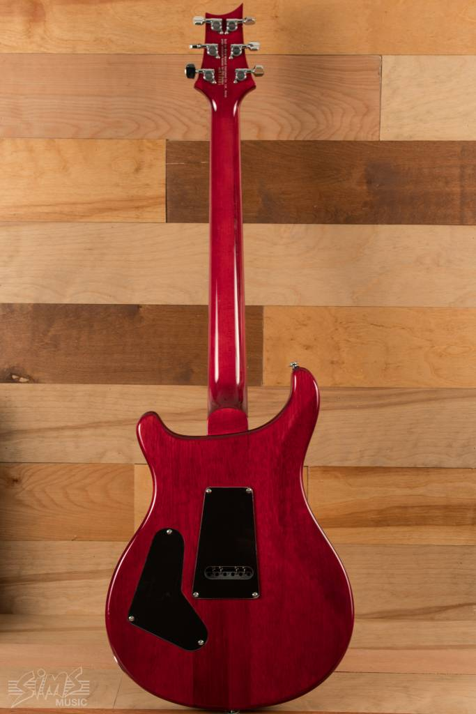 PRS PRS SE Custom 24, Scarlet Red