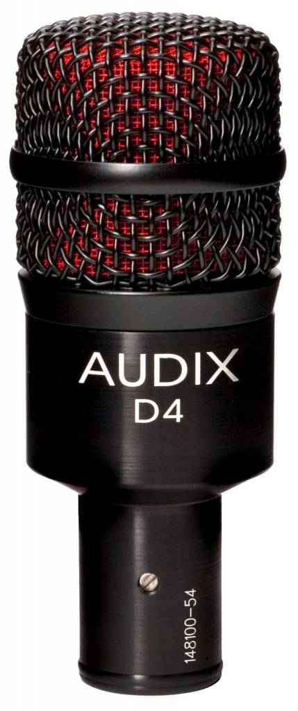 Audix Audix D4 Dynamic Instrument Microphone