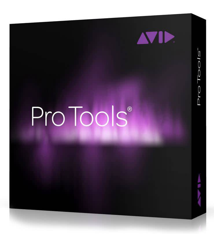 Digi Pro Tools Annual Subscription - Activation Card with Code