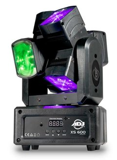 ADJ XS 600 - STORE DEMO