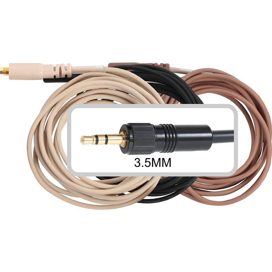 Galaxy Audio Sennheiser Lav Cable