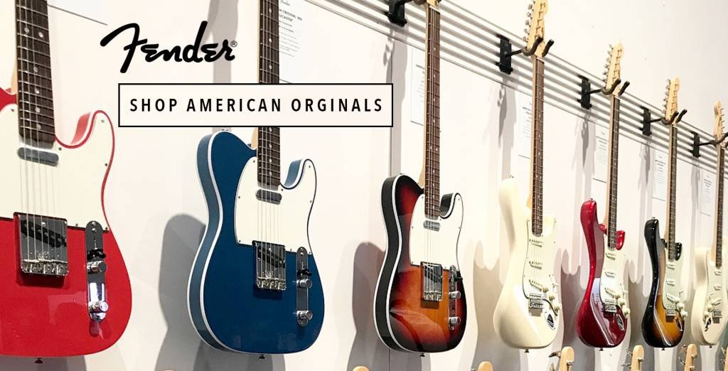 Learn about the new Fender American Original Series!