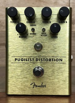 Fender Fender Pugilist Distortion Pedal - mint