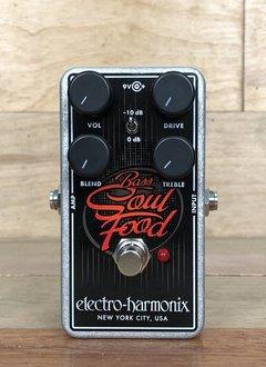 Electro-Harmonix Electro-Harmonix Bass Soul Food Transparent Overdrive - mint