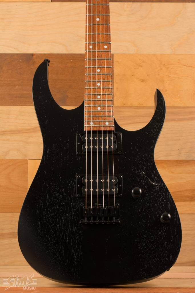 Ibanez Ibanez RGRT421 - Weathered Black