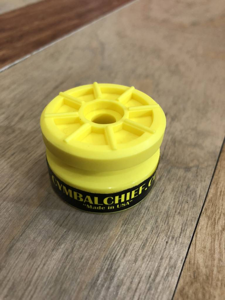 Cymbal Chief Cymbal Chief - Yellow