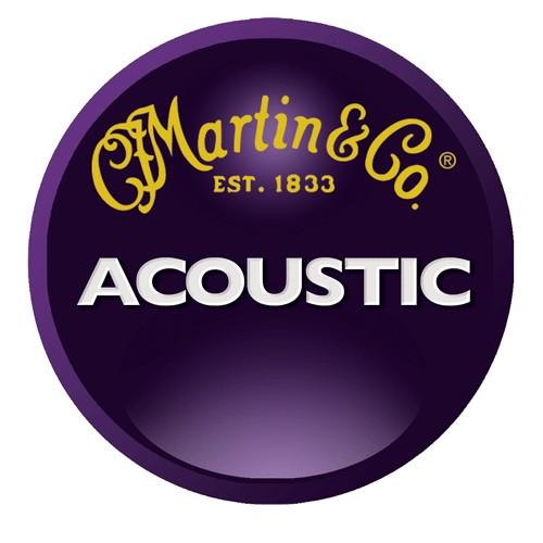 Martin Martin M150 80/20 Bronze Medium Gauge String Set