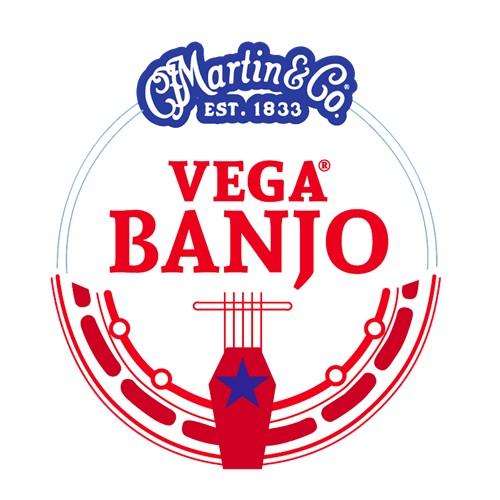 Martin Martin V730 Vega Medium Banjo Strings