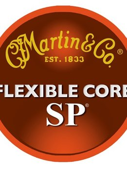 Martin Martin MFX740 Flexcore SP Light Guage Strings 12-54