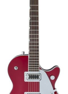 Gretsch Gretsch G5230T Electromatic® Jet™ FT Single-Cut with Bigsby®,  Black Walnut Fingerboard,  Firebird Red