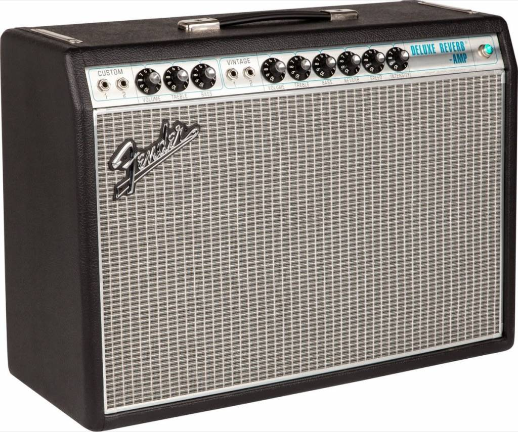 Fender Fender ®  '68 Custom Deluxe Reverb®, 120V