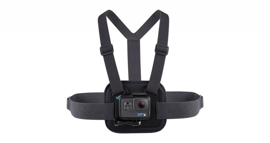 Go Pro Chesty Chest Harness - Sims Music