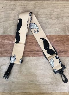 The Hug Strap All in One Hug Strap - Mustaches