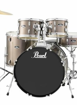 Pearl Pearl Roadshow Complete Set with Cymbals,  Bronze Metallic