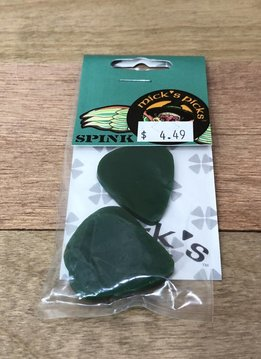 Mick's Picks SPINK Bass Picks- 3pk