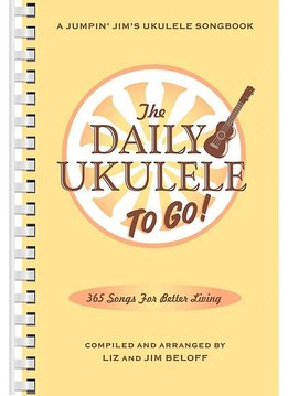 Hal Leonard The Daily Ukulele To Go!