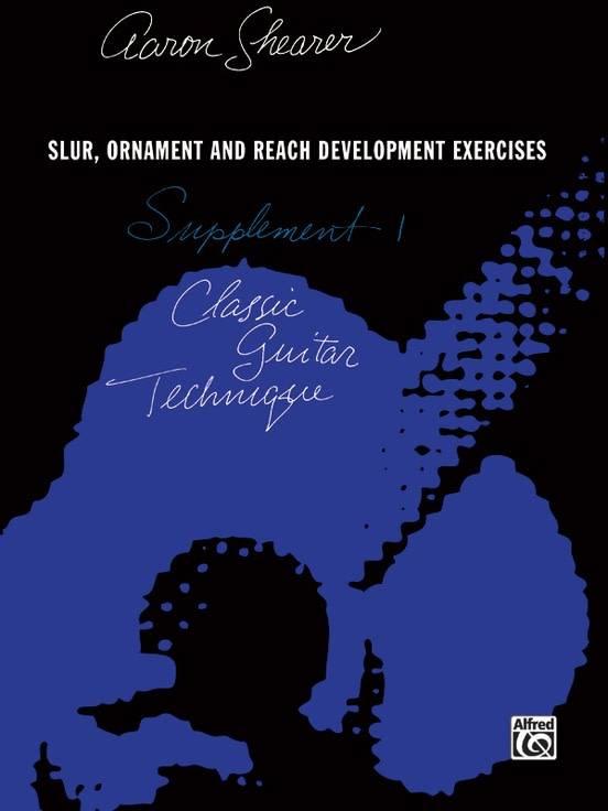 Classic Guitar Technique, Supplement 1