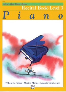 Alfred's Basic Piano Recital Book Level 3