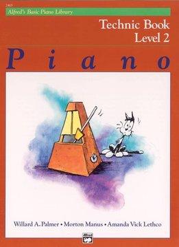 Alfred's Basic Piano Technic Book Level 2