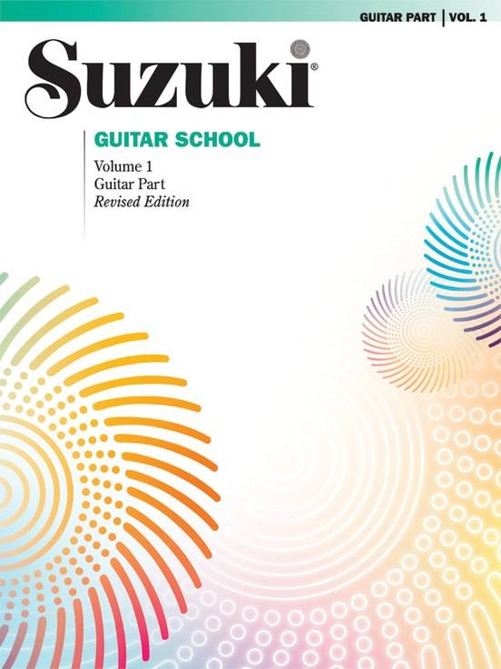 Suzuki Guitar School Volume 1