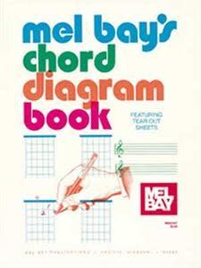 Mel Bay Chord Diagram Book