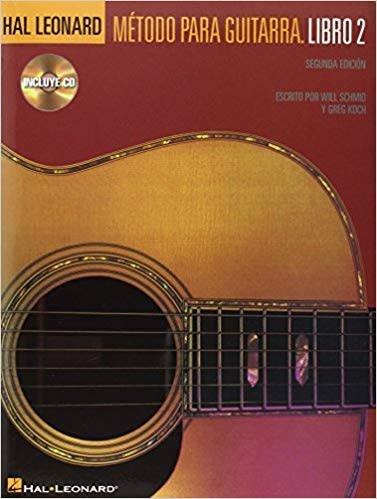Hal Leonard Metodo Para Guitarra Libro 2
