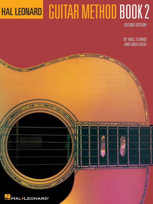 Hal Leonard Hal Leonard Guitar Method Book 2, Book Only