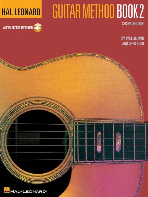 Hal Leonard Hal Leonard Guitar Method Book 2 w/ CD