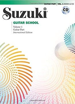 Suzuki Suzuki Guitar School Volume 1 Book & CD