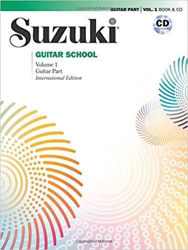 Suzuki Suzuki Guitar School Volume 1 Book & CD