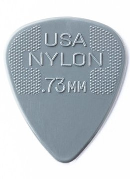 Dunlop Dunlop Nylon .73 Picks, 12-pack